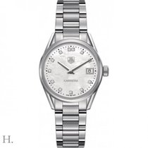 TAG Heuer Carrera Lady WAR1314.BA0778 neu