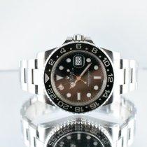 Rolex Céramique Remontage automatique occasion GMT-Master II