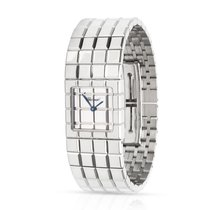 Chopard Ice Cube Steel 22mm Silver United States of America, New York, New York