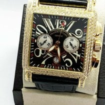 Franck Muller Conquistador Cortez Yellow gold 45mm United States of America, California, San Diego