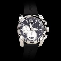 Parmigiani Fleurier Pershing 002 Chronograph, Date, Stainless...