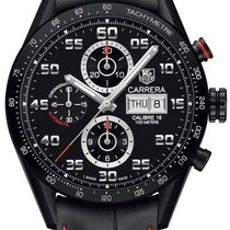 TAG Heuer Carrera Calibre 16 Day-Date deutsche Papiere inkl MWST