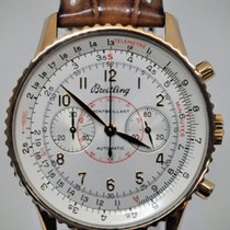 Breitling 18ct yellow gold Montbrillant - Japanese limited...