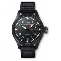 IWC Big Pilot Top Gun IW501901 2017 new