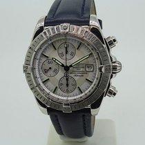 Breitling Chronomat Evolution Stahl 44mm Perlmutt Keine Ziffern Deutschland, Frankfurt am Main