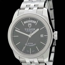 Tudor Glamour Day-Date Ref.: 56000 - Box/Papiere - Bj.:...