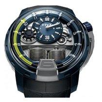 HYT H1 Alumen Blue Black Rubber  148-AB-31-GF-RU