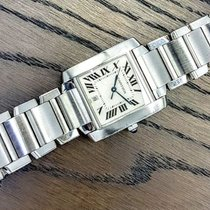 Cartier Tank Française Automatic Specially Awarded - Johan Cruyff