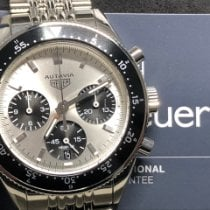 TAG Heuer Autavia Steel 42mm