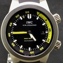 IWC Aquatimer 2000 Automatic Titanium 42MM Full Set 2007 MINT