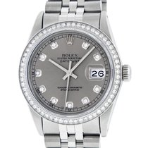 Rolex Steel 1980 Datejust 36mm pre-owned United States of America, California, Los Angeles
