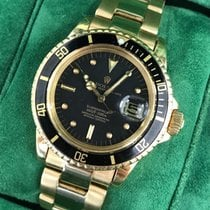 Rolex Submariner 1680 Nipple Dial 18K Yellow Gold Year 1967...
