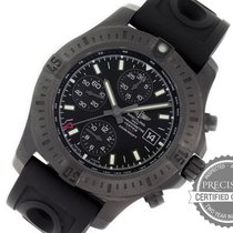 Breitling Colt Chronograph Automatic Steel 44mm Black No numerals United States of America, Pennsylvania, Willow Grove