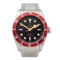 Tudor Heritage Black Bay Stainless Steel Men's 79220R - W5302