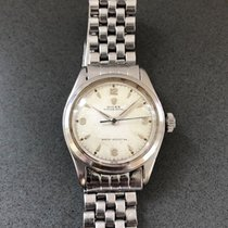 Rolex 32mm Handopwind 1952 tweedehands
