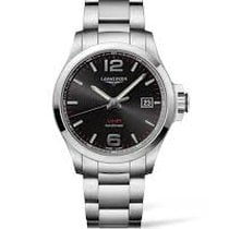 Longines Conquest L3.726.4.56.6 2019 new