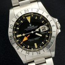 Rolex Explorer II ref 1655, mkIV, unpolished