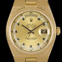 Rolex 19018 Oro amarillo 1982 Day-Date Oysterquartz 36mm usados