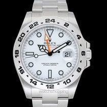Rolex Explorer II Steel White United States of America, California, San Mateo