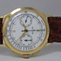 Sector Cronografo Swiss Made con Cassa in oro 18KT