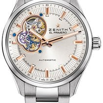Zenith El Primero Synopsis new 2019 Automatic Watch with original box and original papers 03.2170.4613/01.M2170