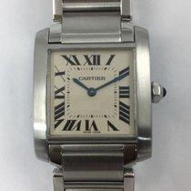 ea4e4ad608e Relógios Cartier Tank usados