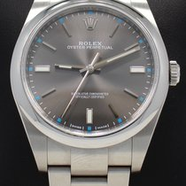 Rolex Oyster Perpetual 39 111430 DRSO pre-owned