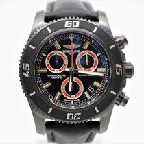 Breitling Superocean Chronograph M2000 Acero 46mm Negro Sin cifras España