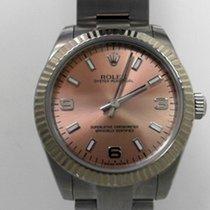 Rolex Oyster Perpetual 31 Acél 31mm Római