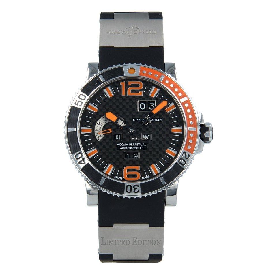 3a025fb2d029 Relojes Ulysse Nardin - Precios de todos los relojes Ulysse Nardin en  Chrono24