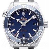 Omega Seamaster Planet Ocean Acier 43.5mm Bleu Arabes
