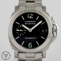 Panerai Women's watch Luminor Marina Automatic 40mm Automatic pre-owned Watch with original box and original papers 2001
