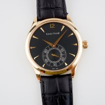 Louis Erard Rose gold 40mm Manual winding 47207OR14 pre-owned