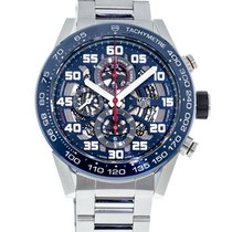 TAG Heuer Carrera Calibre HEUER 01 CAR2A1K 2010 pre-owned