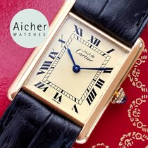 Cartier Tank (submodel) 681006 1995 pre-owned