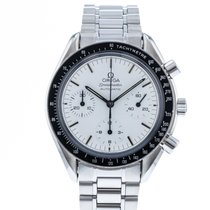 Omega Speedmaster Reduced Steel 39mm White United States of America, Georgia, Atlanta