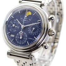 IWC Da Vinci Perpetual Calendar 39mm Blue United States of America, California, Beverly Hills