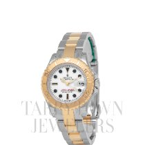 Rolex Yacht-Master 169623 New Gold/Steel 29mm Automatic