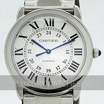 Cartier Ronde Croisière de Cartier 36mm Weiß