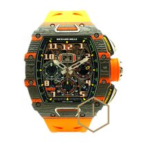 Richard Mille RM 011 RM011-03 TPT CA McLaren Limited Edition 2018 new