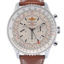 Breitling Navitimer GMT Acier 48mm