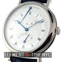 Breguet Classique White gold 39mm Silver Roman numerals United States of America, New York, New York