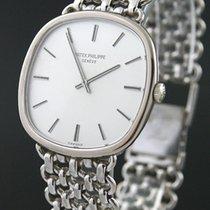 Patek Philippe Bracelet Watch Ellipse 18K WG (Stammbuch)