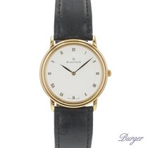 Blancpain Villeret Ultra Slim Yellow Gold