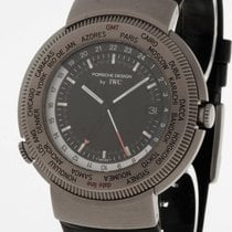 Porsche Design by IWC Titan World Timer NOS Ref. 3821 / 3822