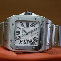 Cartier Santos 100 Ref. W200737G
