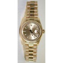 Rolex President 178278 Midsize 18K Yellow Gold New Style Heavy...