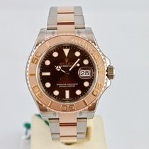 勞力士 (Rolex) Yacht-Master Steel/Everosegold Chocolate Dial NEUHEIT