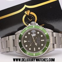 Rolex Submariner 16610LV Ser. F0 Fat Four Like new Just  Serviced