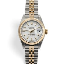 Rolex 79173 Lady-Datejust - Gold & Steel Box & Papers
